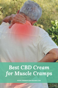 Best CBD Cream for Muscle Cramps
