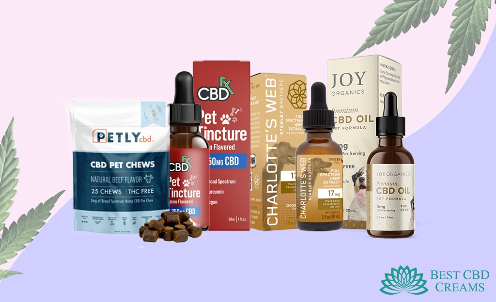 best CBD for pets